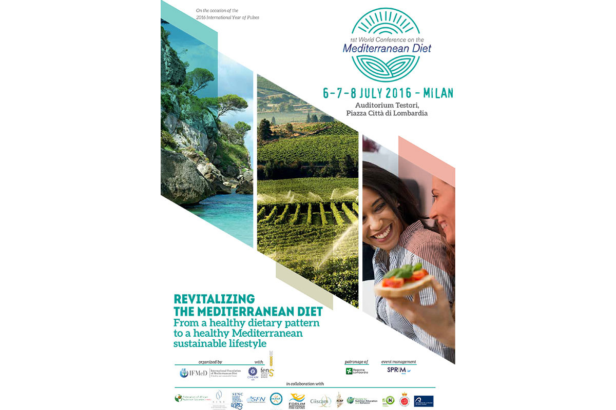 1st World Conference on the Mediterranean Diet