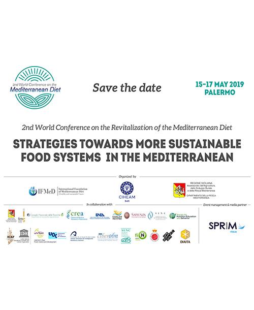 2nd IFMeD World Conference on Mediterranean Diet