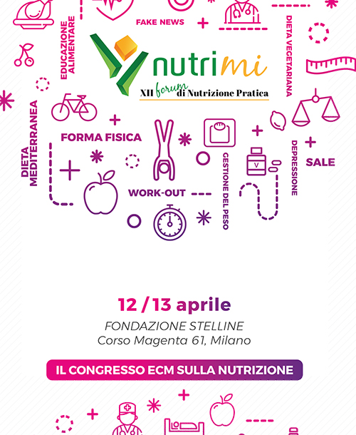 NutriMI – 12th Forum on Practical Nutrition